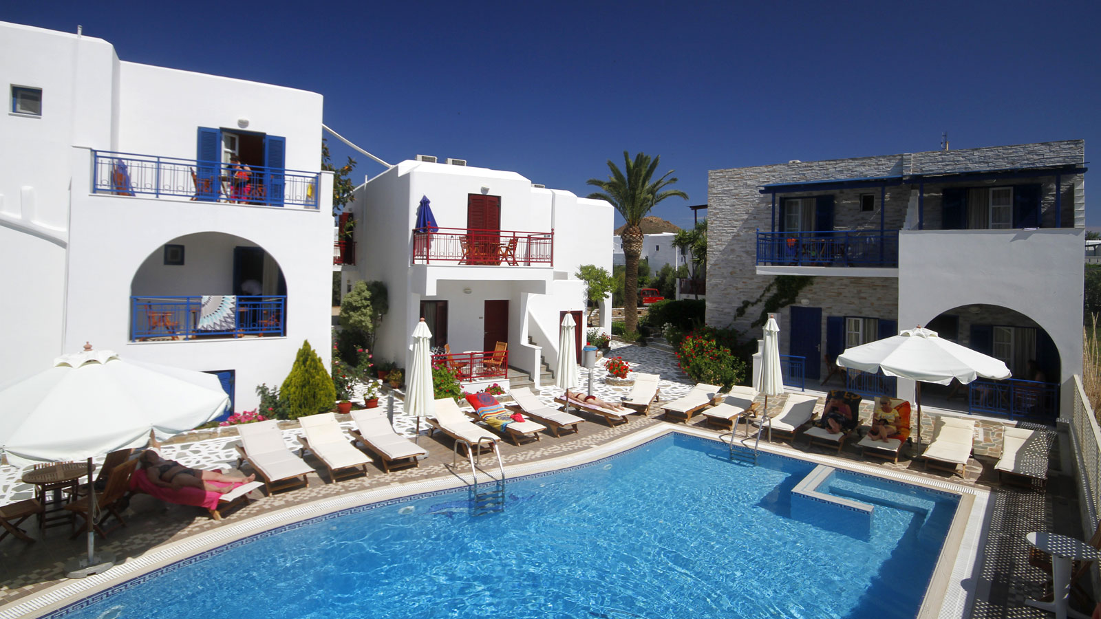 Requests - Hotel Katerina on Naxos Island, Agios Prokopios